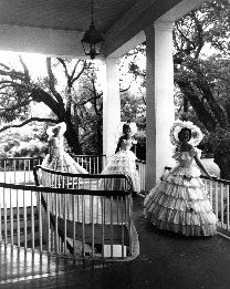 Spring Pilgrimages - a time when we celebrate the blooming of the azaleas and relive our history....  (Mobile Azalea Trail history)