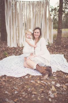 Burlap & Lace Wedding Backdrop for photo booth