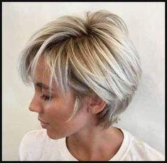 Die besten 25 mittellange asymmetrische Frisuren Ideen auf ... | Einfache Frisuren