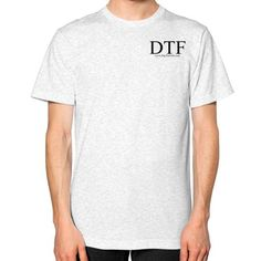 Holly jiggly-wiggly. Our shop just got a bit cooler!  DTF - Unisex T-Shirt : http://dig-the-falls.myshopify.com/products/dtf-unisex-t-shirt?utm_campaign=social_autopilot&utm_source=pin&utm_medium=pin