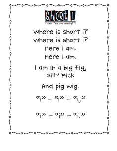 pdf - Everything About Kindergarten Reading Tutoring, Phonics Reading, Reading Intervention, Teaching Reading, Teaching Ideas, Reading Lessons, Learning Resources, Reading Comprehension, Kindergarten Songs