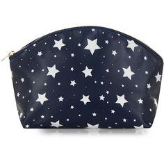 Catherine & Jean - Tara Wash Bag Medium Star ($40) ❤ liked on Polyvore featuring beauty products, beauty accessories, bags & cases, bags, beauty, makeup bags, accessories, makeup, travel bag and make up bag