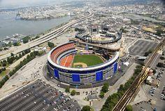 Shea Stadium and Citi Field, New York, NY