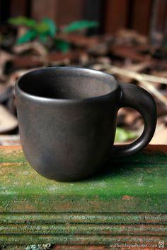 Cam-Ha #Pottery  #Ceramics #workshop #clay #glaze  #Authentique #Vietnam #traditional #handmade #bronze #black #cup