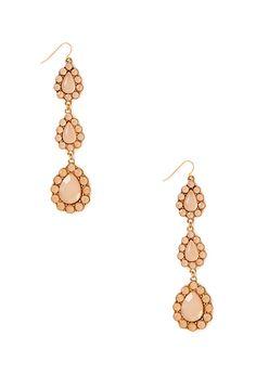 Regal Teardrop Earrings | FOREVER21 - 1000088642