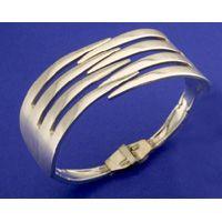 Recycled Fork Bracelet