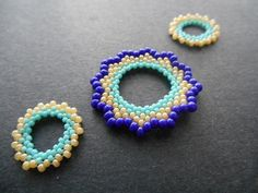 Grab your seed beads for this tutorial. Learn the Circular Peyote Stitch Technique to become a master of peyote stitch medallions, open circles, and more. If you love to use peyote stitch in your DIY jewelry projects, you'll want to check out this tutorial. This is one of those seed bead patterns to keep on hand for all kinds of occasions, from making DIY necklaces to beading unique earrings. If you want to know how to peyote stitch in a circular pattern, this is an excellent tuto...