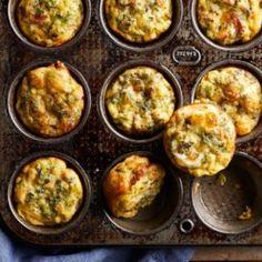 Easy Loaded Baked Omelet Muffins - EatingWell.com