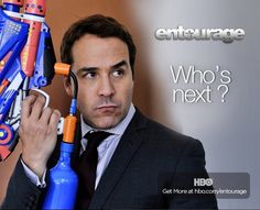Greatest episode ever!! Entourage is just simply amazing!