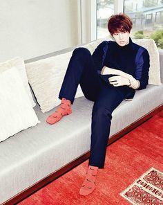 [MAGAZINE] Super Junior Heechul – Cosmopolitan Magazine October Issue '13
