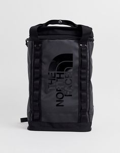 Browse online for the newest The North Face Explore Fusebox - S backpack in black styles. Shop easier with ASOS' multiple payments and return options (Ts&Cs apply). North Face Outfits, Asos Men, Discount Shopping, North Face Backpack, Fashion Killa, Laptop Sleeves, The North Face, Outdoors, Backpacks