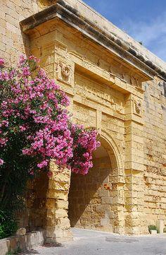 The Citadel, Victoria, #Gozo, Malta │ #VisitMalta visitmalta.com