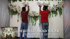 Akad Nikah, Grass Decor, Pampas Grass, Amanda, Wedding, Painting, Home Decor, Butterflies, Weddings
