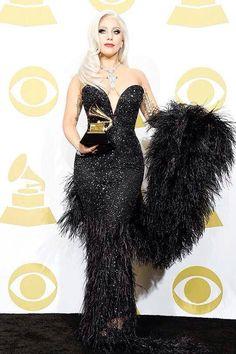 Lady GaGa at the Oscars!