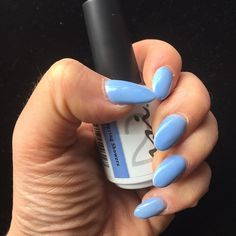 NSI Polish Pro Signature Gel Polish - Spring Showers | Spring Blue Nails