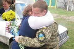 Отчаянная пенсионерка освободила из плена солдата-сироту | Свіжа новина