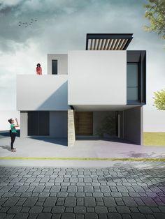 Casa BCS 13 | Enrique Ramón + Eduardo Audirac |