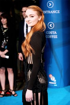 "Sophie Turner attends a Global Fan Screening of ""X-Men Apocalypse"" at BFI IMAX on May 9, 2016 in London, England."
