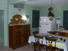 Amish kitchen, Lancaster, PA