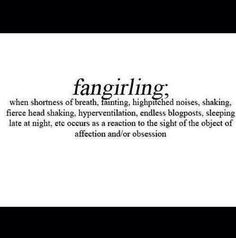 fangirling. exactly.