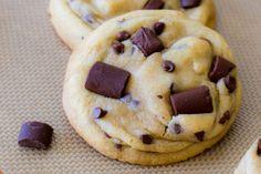 Chewy Chocolate Chunk Cookies.