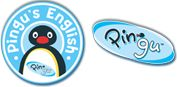 Pingu's English    An educational, fun and entertaining children's English language course based on the enormously popular animated television character, Pingu.