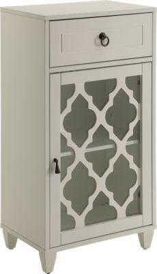 Fantastic Ceara White Accent Cabinet Decor Home Wish List Download Free Architecture Designs Rallybritishbridgeorg