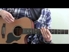 How to Play Bad Bad Leroy Brown on Guitar - YouTube