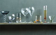 A Spirited Guide to Glassware - Anthropologie Blog