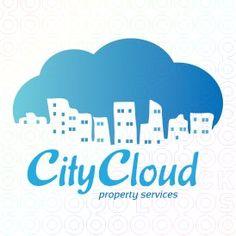 #City #Cloud #Properties #logo
