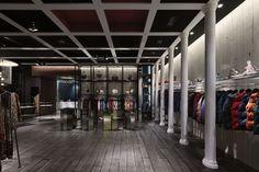 BEYOND THE TIME shop by Ichiro Nishiwaki & Junichi Ogawa, Tokyo   Japan fashion
