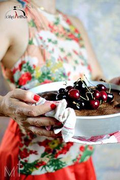 Chocolate clafoutis, La cucina di calycanthus http://lacucinadicalycanthus.net/wp-content/uploads/2015/06/DSCF3154.jpg