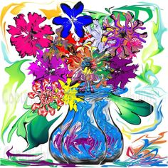 Flower Power! elainemphillips.com