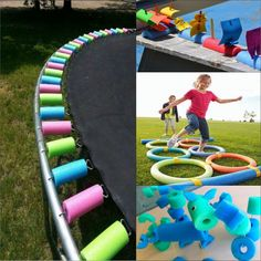 Use Your Noodle (upcycled pool noodles) « Absolute Bodo