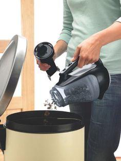 Black + Decker BDH2000L 20-Volt Max Lithium Ion Battery Cordless Hand Vacuum