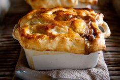 Steak & Mushroom Pot Pies - Simply Delicious— Simply Delicious