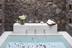 Villa Las Palmeras Bath