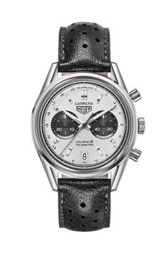 Chronographe Carrera 39 mm Automatique by Tag Heuer