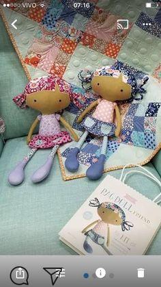 Tilda Toy, Fox Toys, Fabric Toys, Sewing Dolls, Cute Dolls, Stuffed Toys Patterns, Amigurumi Doll, Handmade Toys, Doll Patterns