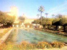 Alcázar de los Reyes Cristianos, Córdoba, España