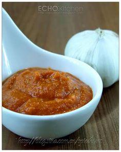 A taste of memories -- Echo's Kitchen: Fresh Garlic Chutney