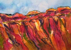 CagleyArt: Day 18 - 30 Paintings - 30 Days, January, 2015