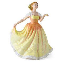 Most Valuable Royal Doulton Figurines | Deborah HN3644 - Royal Doulton Figurine