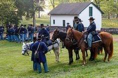 150th Anniversary   Battle of Shiloh   by Michael Hicks