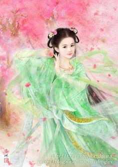 flower dance by dinglaura on deviantART