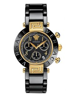 Black and gold Reve Ceramic. - If only, if only, if only.