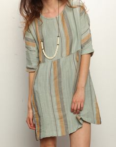 Ace  Jig Pleated Mini Dress - Glacier Encontrado en shopprettymommy.myshopify.com