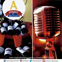 Esta noche disfruta de música en vivo y una variada gama de vino argentinos, chilenos, españoles y franceses. www.angusbrangus.com.co.   #AngusBrangus #RestaurantesMedellín #Restaurantes #Medellín @restorandoco #restorando #ComerAfuera #Langostinos #Miercoles #Festivalesgastronomicos @PasaporteVip @DegustaColombia http://ow.ly/i/apw2T