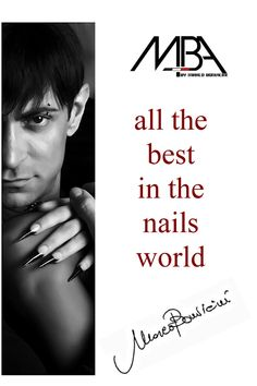 Marco Bonvicini Doctor Nails MBA http://www.shop.bwm-swiss.ch/de/