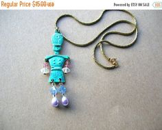 Clearance Sale Toy Soldier Necklace - Toy Soldier Pendant - Customize a Necklace - Nutcracker Necklace by BohemianGypsyCaravan